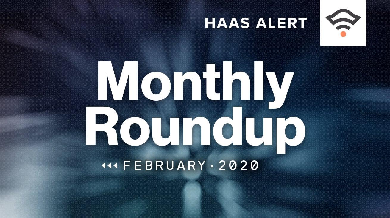 haasalert_roundup_02-2020